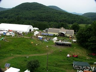 Sustainability Pioneers go to Solarfest, VT